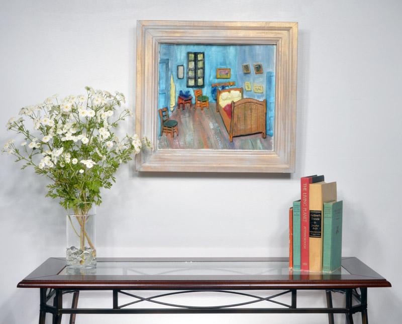 Ode to Van Gogh's Bedroom in Arles