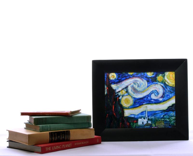 Ode to Vincent Van Gogh's Starry Night
